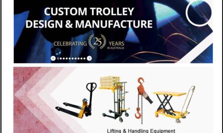 custom trolleys