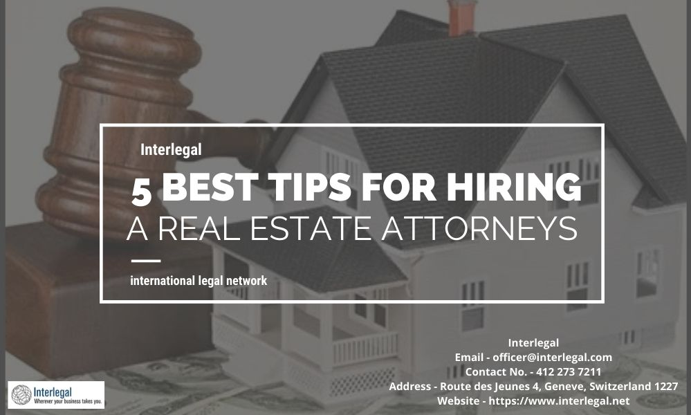 best real estate law firms