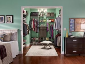 walk in wardrobe for bedroom
