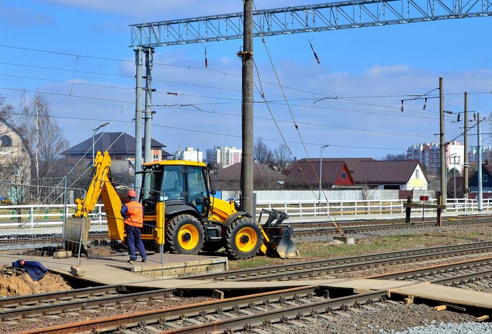 Rail Laborer