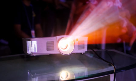 Projector on rent in Noida.
