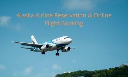 Alaska Airline Reservation & Online Flight Booking