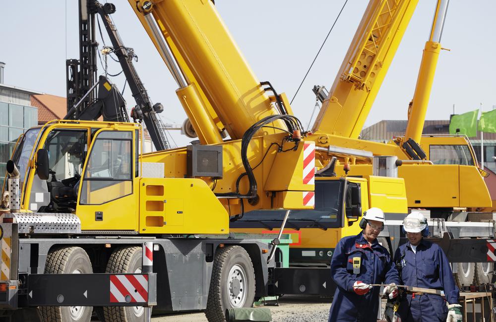 mobile crane hire Melbourne