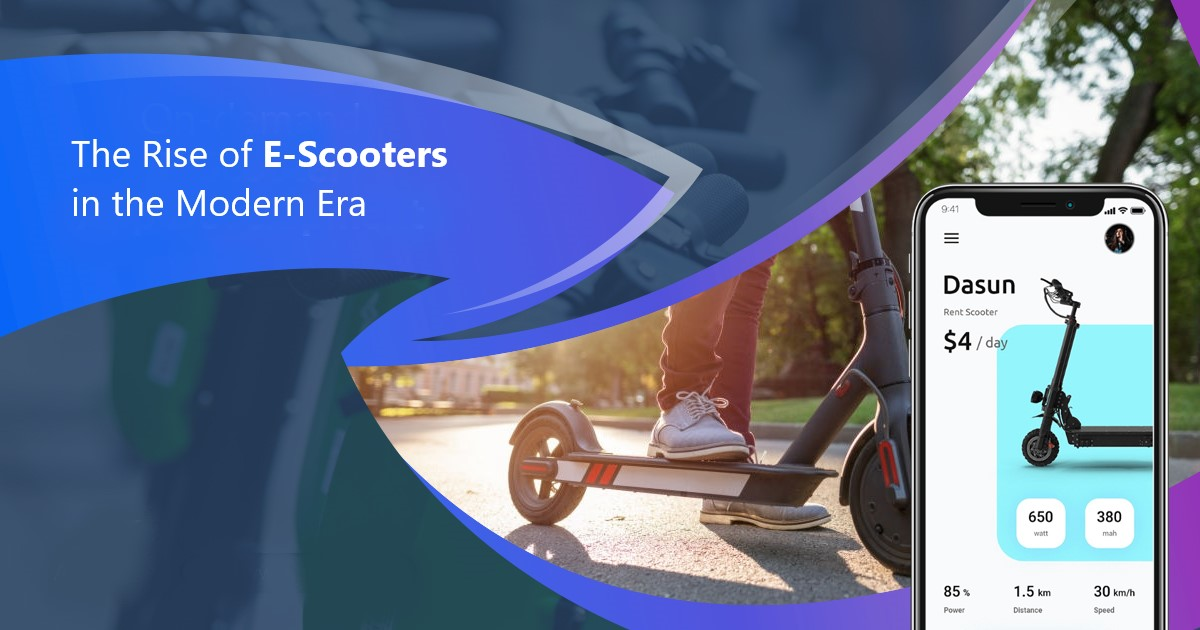 Uber for E-Scooters
