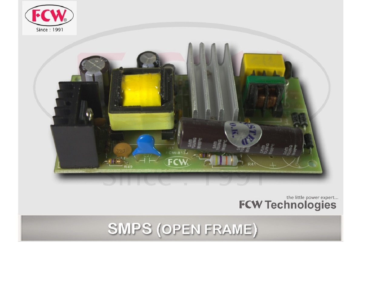SMPS Open Frame
