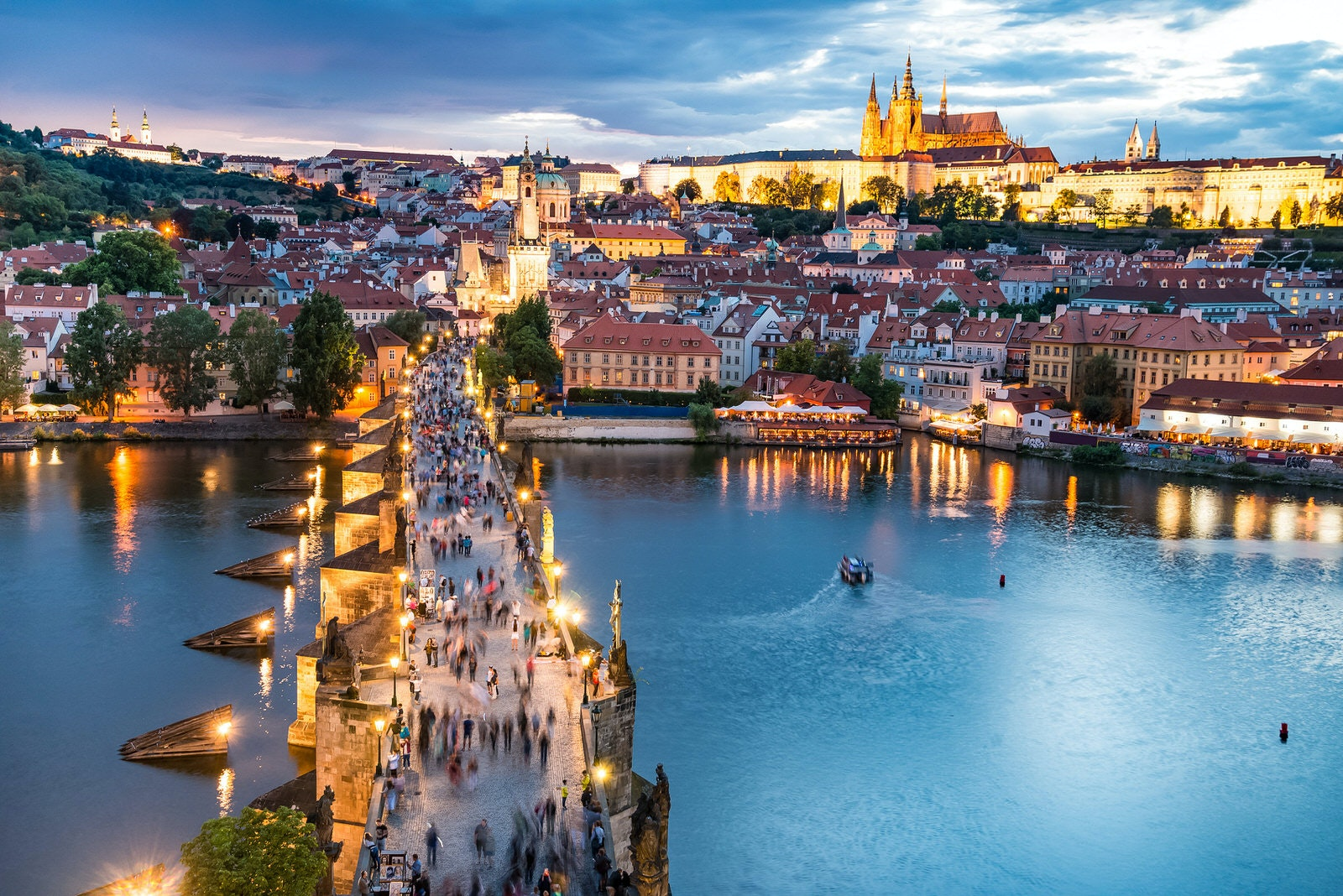 A Perfect Getaway To Spend A Weekend In Prague