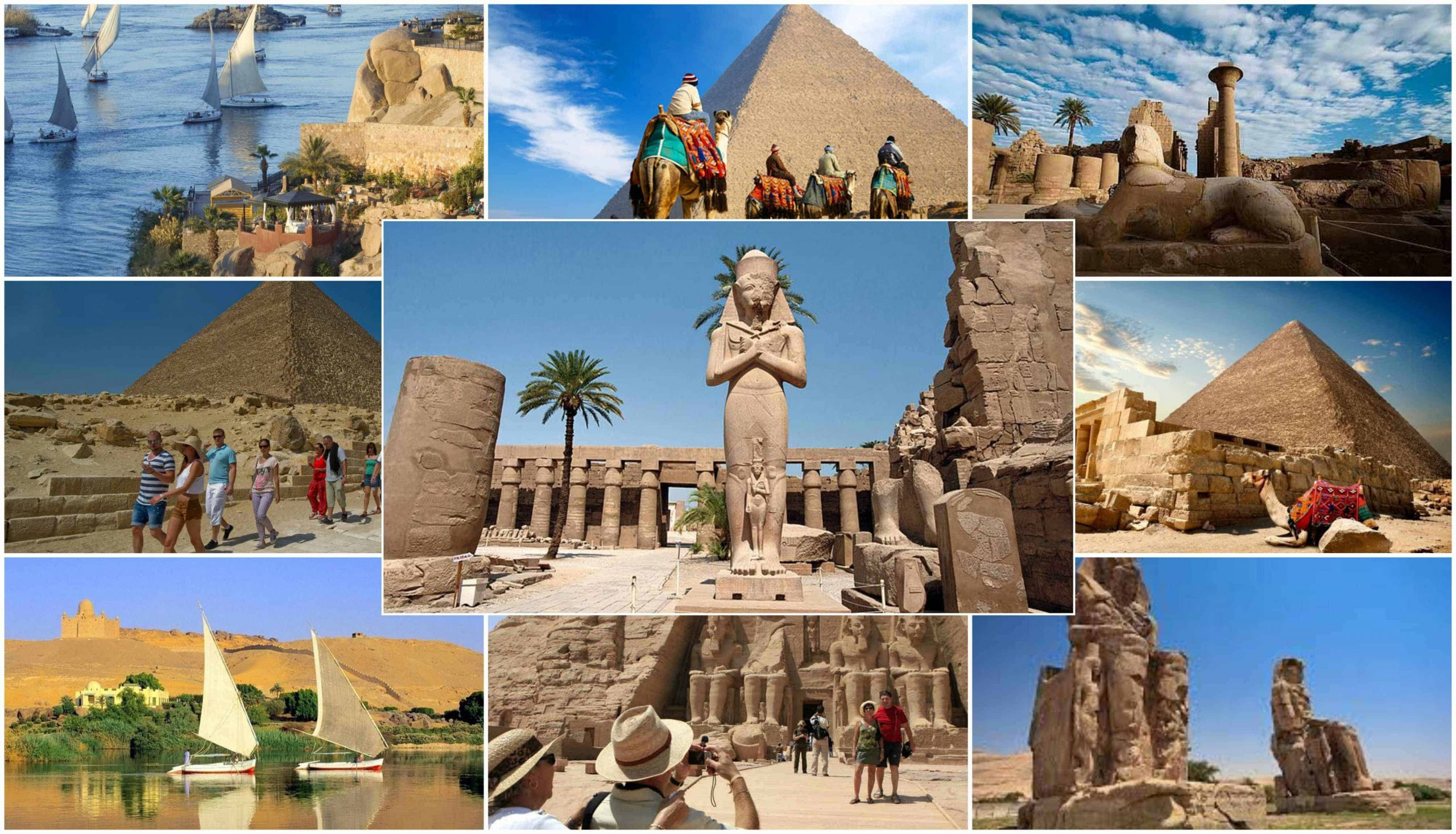 Egypt For Holidays-Best Travel Information And More