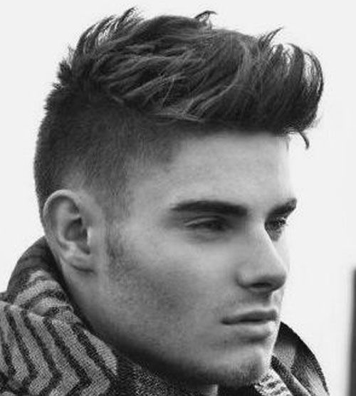 Short sides and long top